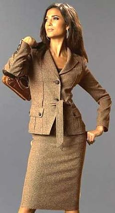 PATTERNS FEMALE JACKETS AND BLAZERS. WE SEW THE WOMEN'S JACKET AND THE BLAZER.