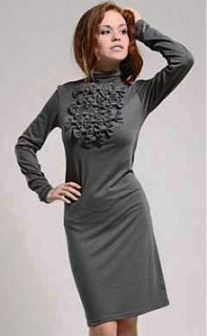 SCHOOL of SEWING: A sleeve pattern for a women's dress -